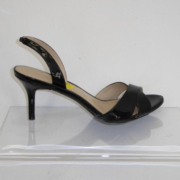 2a8c20d5095 Calvin Klein Shoes - Calvin Klein Lucette Black Sandals Size 9  164